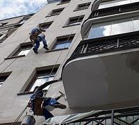 Ремонт фасадов домов в Москве
