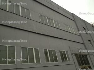 Покраска фасада цена