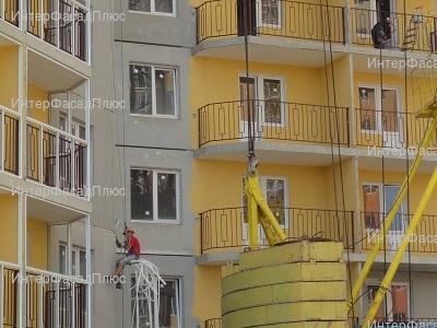 Ремонт фасада в москве расценка