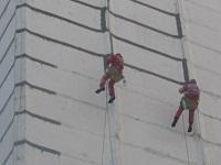 Высотные работы альпинисты