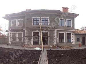 Мокрый фасад-1