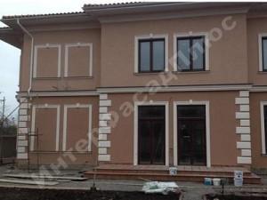 Мокрый фасад-2